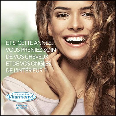 Test de Produit Beauté Test : Optima Cheveux et Ongles Forts de Laboratoires Vitarmonyl - anti-crise.fr