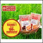 Offre de Remboursement Paysan Breton : Crêpes fourrées au chocolat ou à la fraise 100 % Remboursées en 2 Bons - anti-crise.fr
