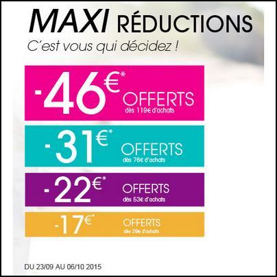 Code promo blancheporte jusqu 46 offerts - Code reduction blanche porte frais de port gratuit ...