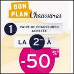 Code Promo Tati : - 50 % sur la 2ème paire de chaussures - anti-crise.fr