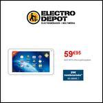 """Tablette 9"""" Takara à moins de 35 € chez Electro Depot - anti-crise.fr"""