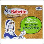 Offre de Remboursement Candia : Beurre Babette 100 % Remboursé - anti-crise.fr
