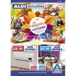 Catalogue Aldi du 3 au 7 octobre