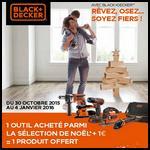 Bon Plan Black et Decker