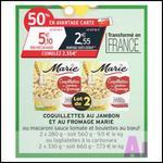 Bon Plan Marie chez Intermarché - anti-crise.fr