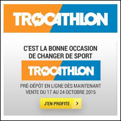 Bon Plan Décathlon : Trocathlon - anti-crise.fr