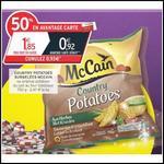Bon Plan Mc Cain : Country Potatoes Gratuites chez Intermarché - anti-crise.fr
