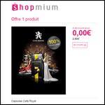 Offre de Remboursement Shopmium : Café Royal 100 % Remboursé - anti-crise.fr