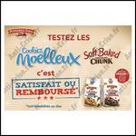 Offre de Remboursement Soft Baked : Chocolate Chunk Satisfait ou 100% Remboursé - anti-crise.fr