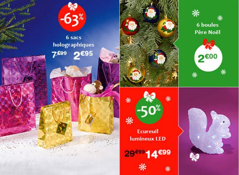 Decorations De Noel Excedence