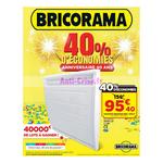 Catalogue Bricorama du 14 octobre au 21 novembre