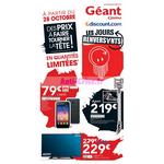 Catalogue Géant Casino du 28 octobre au 3 novembre