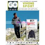 Catalogue Go Sport du 12 octobre au 1er novembre