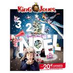 Catalogue King Jouet du 21 octobre au 30 novembre