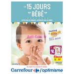 Catalogue Carrefour du 13 au 31 octobre