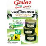 Catalogue Casino du 21 au 31 octobre