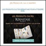 Instants Gagnants Confidentielles : Calendrier de l'Avent Kérastase à Gagner - anti-crise.fr