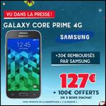 Super Bon Plan Cdiscount : Samsung Galaxy Core Prime Gratuit !!! - anti-crise.fr