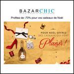 Bon Plan BazarChic : - 70 % pour vos cadeaux de Noël - anti-crise.fr