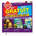 Catalogue Leader Price du 25 novembre au 1er décembre