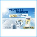 Instant gagnant et Tirage au sort Time to Freeze : 3500 Verres à gagner ! anti-crise.fr