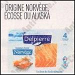 Bon Plan Delpierre : Saumon Fumé 4 Tranches à 1 € chez Carrefour - anti-crise.fr
