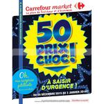Catalogue Carrefour Market du 29 décembre au 3 janvier
