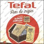 Bon Plan Tefal : Boîte Collector + 2 Tablettes Nestlé Dessert Offerts - anti-crise.fr