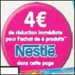 Bon Plan Nestlé Bébé : 5 P'tit Yogo et 1 assiette Naturnes Gratuits chez Auchan - anti-crise.fr