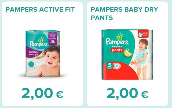 Coupons reduction couche pants pampers - Promo couche pampers auchan ...