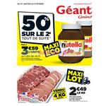 Catalogue Géant Casino du 27 janvier au 6 février