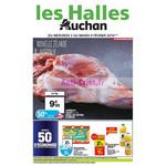 Catalogue Les Halles Auchan du 3 au 9 février