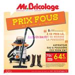 Catalogue Mr Bricolage du 27 janvier au 6 février