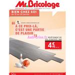 Catalogue Mr Bricolage du 13 au 30 janvier
