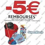 Offre de Remboursement Vileda Supermocio : 5€ Remboursés - anti-crise.fr