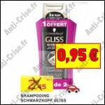 Bon Plan Schwarzkopf : 2 Shampooing Gliss à 0,95 € chez Intermarché - anti-crise.fr