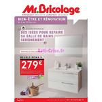 Catalogue Mr Bricolage du 3 au 20 février