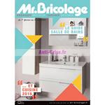 Catalogue Mr Bricolage du 1er février au 31 mai