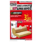 Catalogue Brico Depot du 26 février au 10 mars