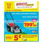 Catalogue Bricomarché du 24 février au 6 mars