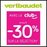 Bon Plan Vertbaudet : -30 % sur une Sélection + Livraison Offerte - anti-crise.fr