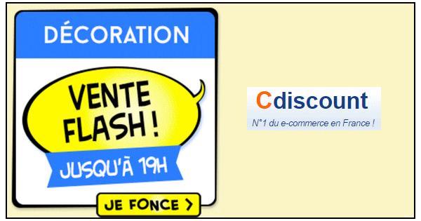 Bon plan cdiscount vente flash jusqu 19h - Cdiscount vente flash ...