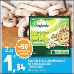 Bon Plan Bonduelle : Emincés de Champignons de paris à 0,34 € chez Leclerc - anti-crise.fr