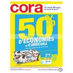 Catalogue Cora du 29 mars au 4 avril