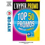 Catalogue Hyper U du 30 mars au 9 avril