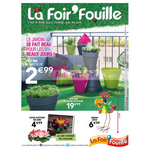 Catalogue La Foirfouille du 7 mars au 10 avril
