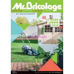 Catalogue Mr Bricolage du 1er mars au 30 avril