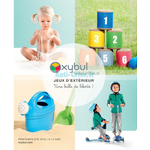 Catalogue Oxybul du 14 mars au 30 juin