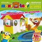 Catalogue Maxi Toys du 21 mars au 22 mai