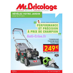 Catalogue Mr Bricolage du 2 au 19 mars
